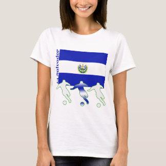 T-shirt Footballeurs - Salvador