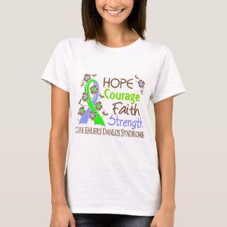 T-shirt Force 3 EDS de foi de courage d'espoir