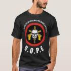 T-shirt Force de police spéciale de BOPE Tropa De Elite