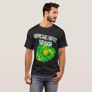 T-shirt Force pour le Texas !  Survivant de Harvey