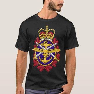 T-shirt Forces de forces armées de Canadien