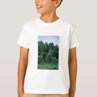 T-shirt Forêt envahie par Kudzu/