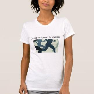 T-shirt Forêt Fartlekers - la croyance de la Caroline du