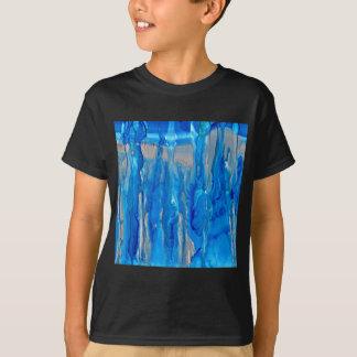 T-shirt forêt givrée 121517