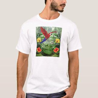 T-shirt Forêt tropicale tropicale