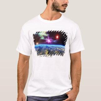 T-shirt Formation de roche