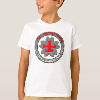 T-shirt Forme physique de pleine commande de puissance -