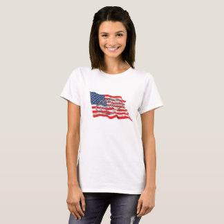 T-shirt fort de Vegas pour des femmes