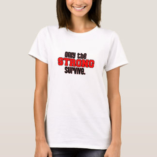 T-shirt Fort - rouge