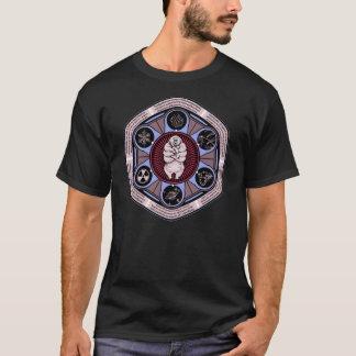 T-shirt Fort Tardigrade (couleur originale de conception))