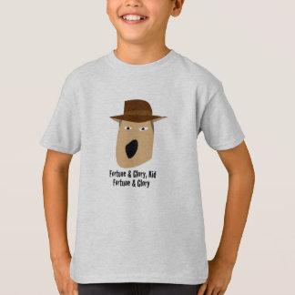 T-shirt fortune et gloire