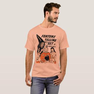 T-shirt Fortune indiquant l'ensemble de faveur de gâteau