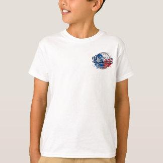 """T-shirt Fortunes de garçons du Texas les """"me craignent ! """""""