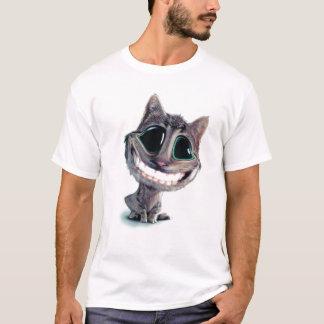 T-shirt fou de chat