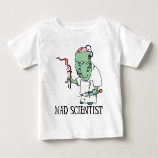 T-shirt fou de scientifique