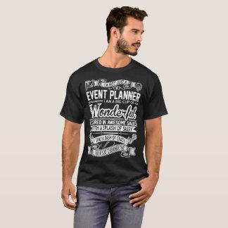 T-shirt fou merveilleux d'organisateur