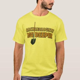 T-shirt Fouille d'archéologue