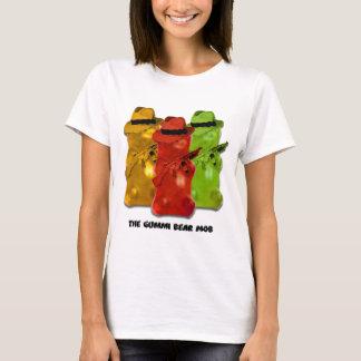 T-shirt Foule d'ours de Gummi