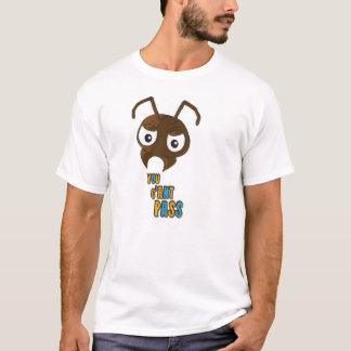 T-shirt Fourmi - chemise