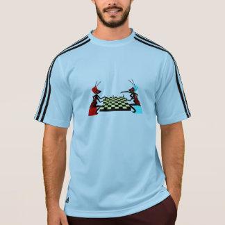 T-shirt Fourmis jouant aux échecs