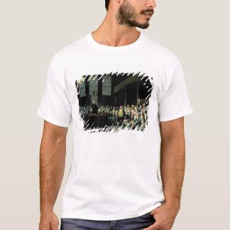 T-shirt Fox de Charles James adressant la Chambre