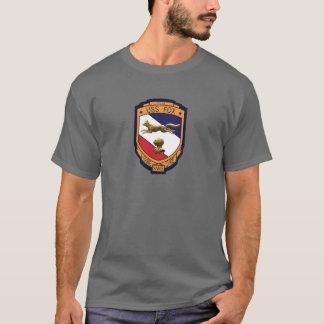 T-shirt Fox d'USS (CG-33)