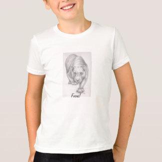 T-shirt Foyer !  Chemise de KidsT