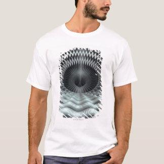 T-shirt Fractale de Mandelbulb