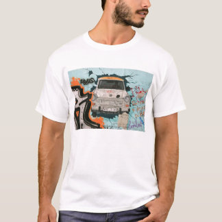 T-shirt Fragment de mur de Berlin