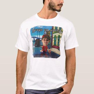 T-shirt Frai Tha Hustla (BLINGBLING)