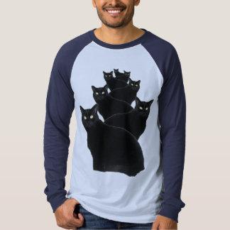 T-shirt frais de chats - hommes