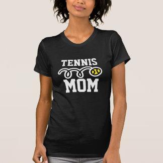 T-shirt frais de maman de tennis pour des femmes