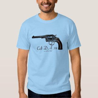 T-shirt frais de revolver de colt