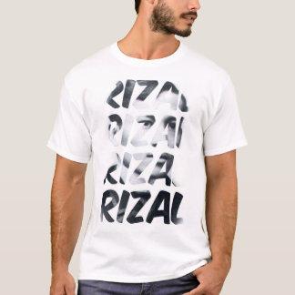 T-shirt frais de typographie d'activiste de Jose