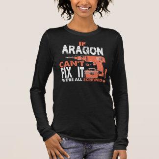 T-shirt frais pour ARAGON