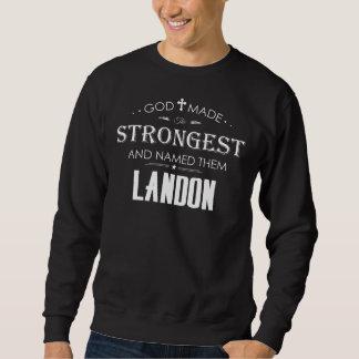 T-shirt frais pour LANDON