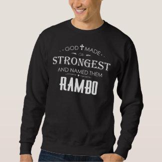 T-shirt frais pour RAMBO