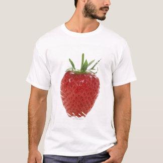 T-shirt Fraise, plan rapproché