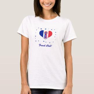 T-shirt français de club !