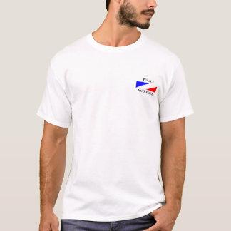 T-shirt français de police