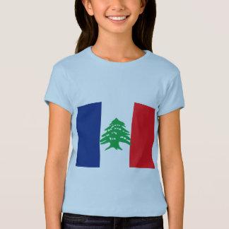 T-shirt Français libanais, Liban