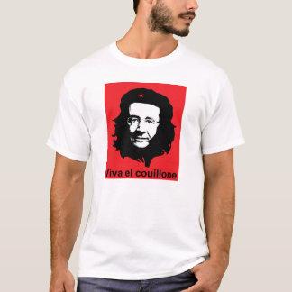 "T-shirt francois hollande ""el couillone"""