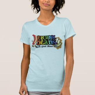T-shirt Frank et haricots