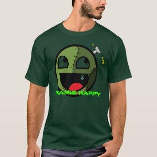 T-shirt Frank heureux