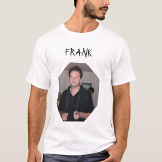 T-shirt Frank la pièce en t de réservoir