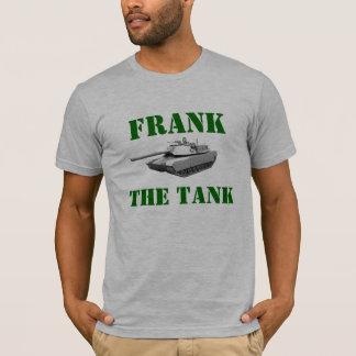 T-SHIRT FRANK, LE RÉSERVOIR