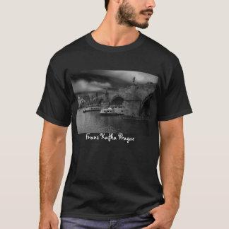 T-shirt Franz Kafka Prague