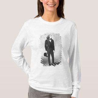 T-shirt Franz Liszt (1811-86) 1856 (litho) (photo de b/w)