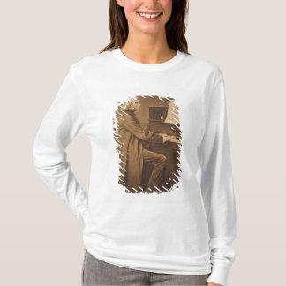 T-shirt Franz Liszt au piano