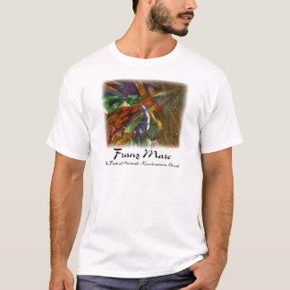 T-shirt Franz Marc - le destin des animaux